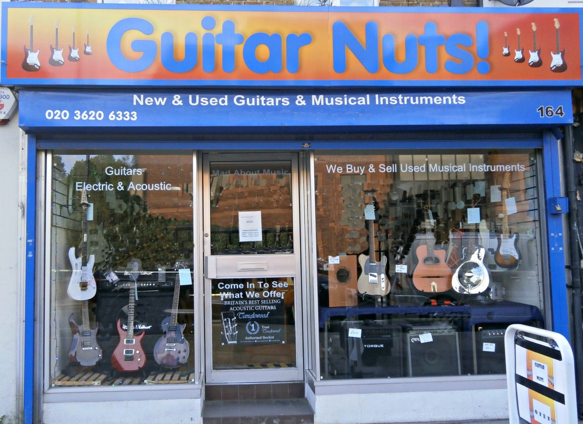 GUITAR NUTS COULSDON